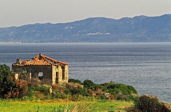 Portari houses kithira aroniadika - Beautiful abandoned places bringing back past memories historical buildings ...